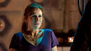 I liked Donna because she never tried to have sex with the Doctor. (image: fanpop.com)